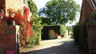 Someone's walled garden!