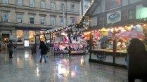 Nottingham market place