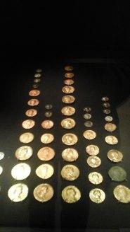 392 More coins at Vindolanda