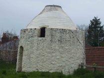 Kiln close up