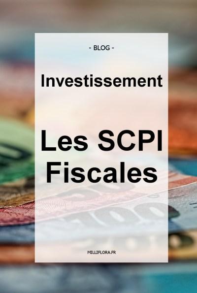SCPI Fiscale: bonne idée ou pas?