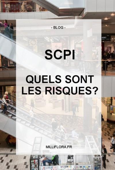 SCPI : quels sont les risques?