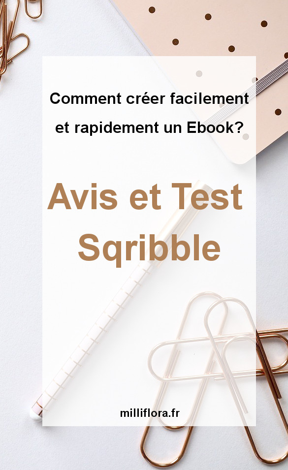 Avis et test Sqribble