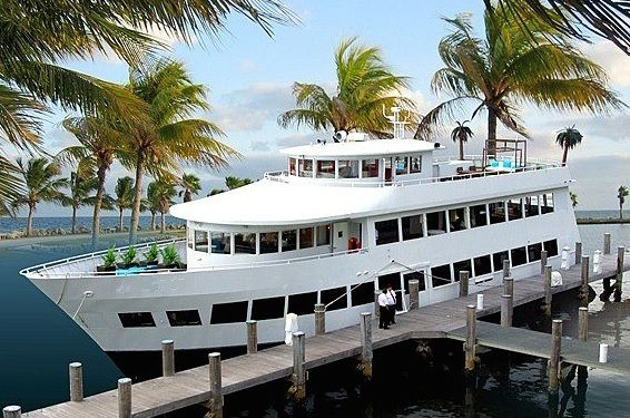Enjoy The Ultimate Tiki Beach Party Boat In Fort Lauderdale