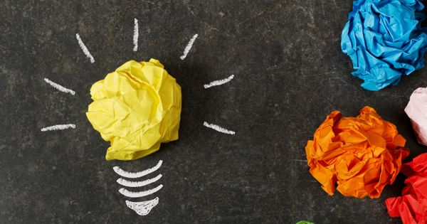 4 Ways to Brainstorm 100 Blog Post Ideas in less than 1 Hour (1 min read)