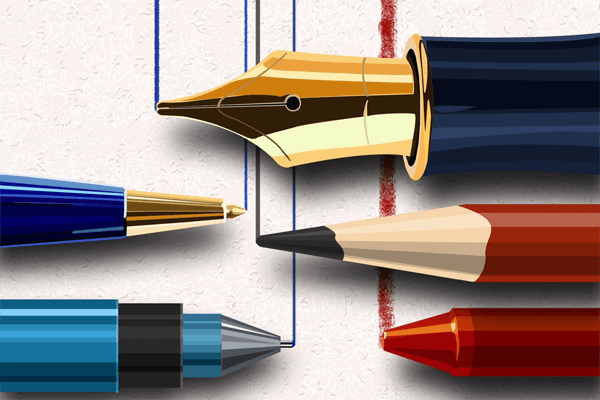 Everything I Need to Know, I Learned From Your Pen (2 min read)