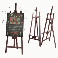 Solid Wood Easel Stand