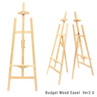 Budget Wood Easel Stand