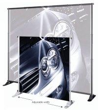 Jumbo Backdrop Display Stand