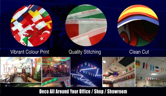 flagline bunting flag bendera supply