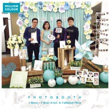 wedding photo booth rent KL PJ Kepong Cheras malaysia