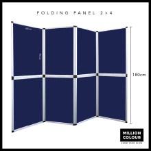 Event folding panel display system Malaysia
