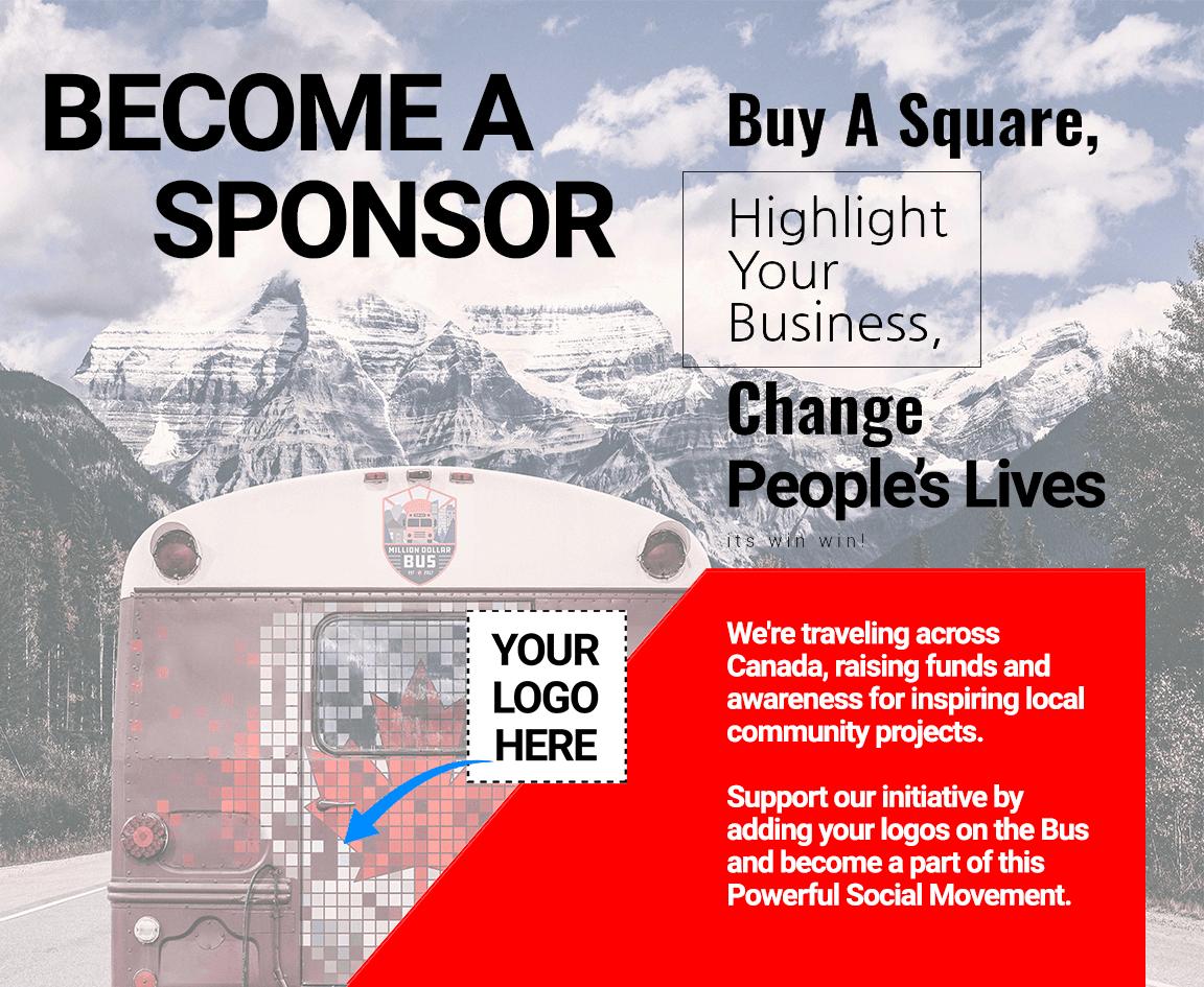 Buy A square Sponsor