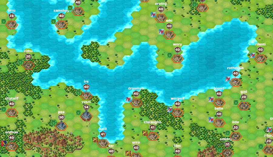 Game UI : so much to sort, so little space – #5 devlog