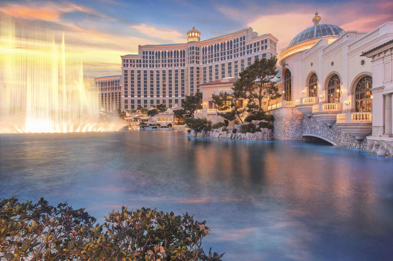 Bellagio Las Vegas Fountains