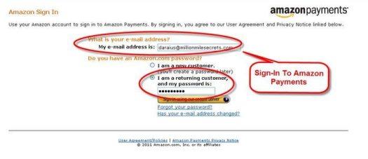 Amazon Payments 1