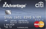 Citi American Airlines MasterCard
