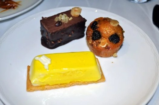 British Airways First Class Review - More Sweets