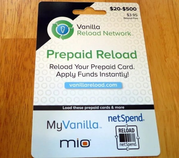 Vanilla Reloads Available at (Some) Seven-Eleven Stores!