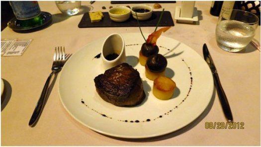 Hilton Bora Bora Dining