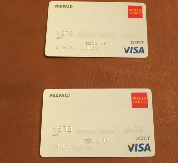 How to Use The Wells Fargo Prepaid Card to Complete Minimum Spending Requirements & Load Bluebird
