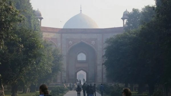 A Day in Delhi