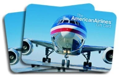 Enter To Win An American Airlines Gift Card