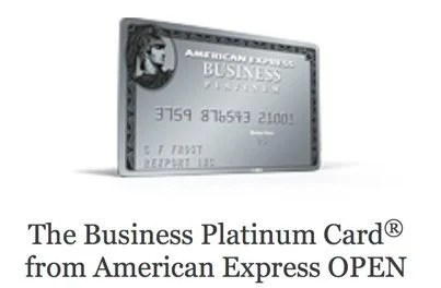 The Business Platinum Card From American Express OPEN Bonus Increased to 40,000 Points!
