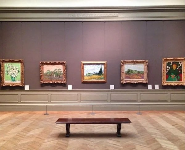 Visit Museums for Free With Your Bank of America Card!