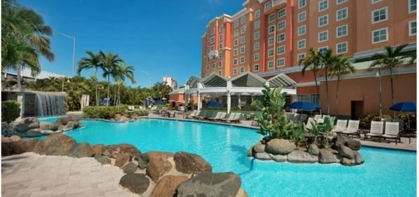 6 New AMEX Offers: $50 Off Embassy Suites, $20 Off Bliss, & More!