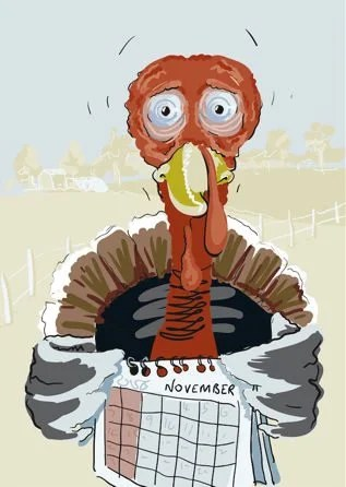 Top 5 Tips for a Better Thanksgiving Travel Experience!