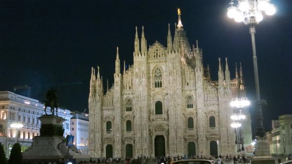 Activities In Milan