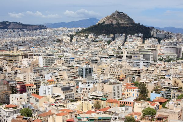 Hot! 3 Cities to Greece $601 Round-Trip!
