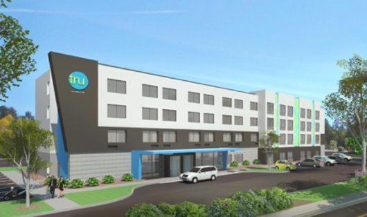 "Sneak Peek: New Hilton Brand ""Tru"" Launches With 102 Hotels"