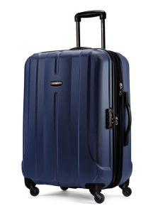 Samsonite Fiero Luggage Winner!