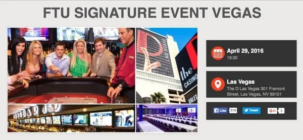 Tickets Still Available For The Frequent Traveler University Signature Event In Las Vegas