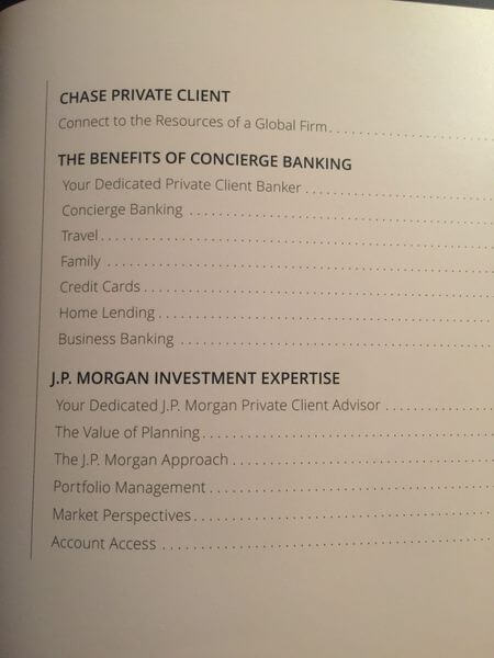 Chase Private Client Sapphire Reserve
