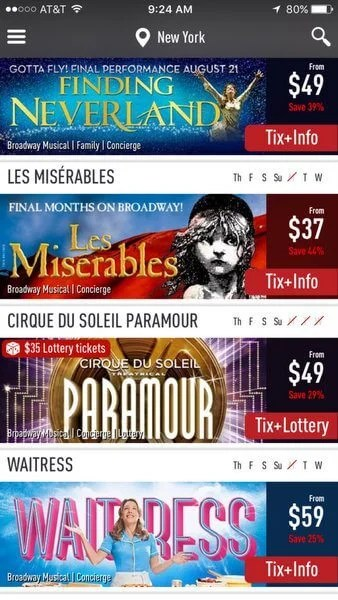 Cheap Broadway Tickets Today Tix