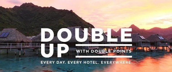 Hilton Double Up Promotion Registration