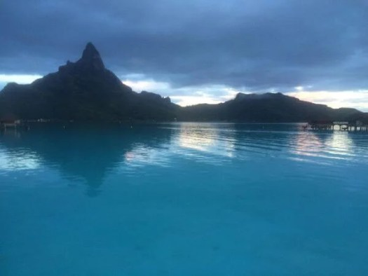 Success 12 Nights In Bora Bora With Airline Miles Hotel Points