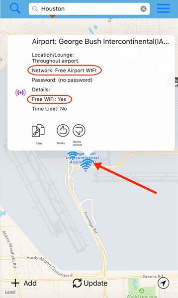 Free Airport Wi Fi WiFox