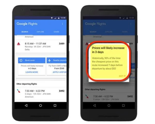 Will Google REALLY Be Able to Tell You When to Buy a Ticket?