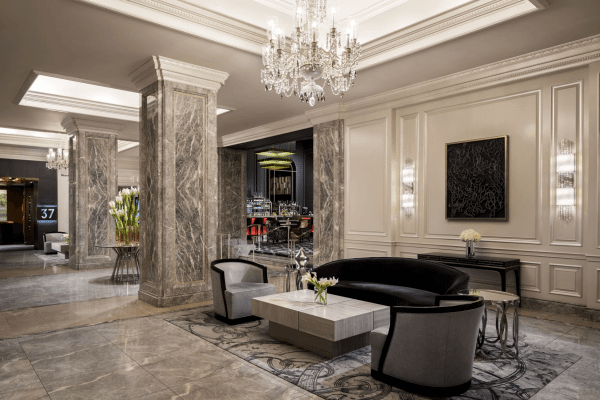 New AMEX Offer 100 Off Luxury Hotels