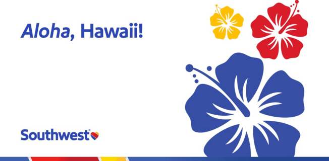 Southwest Hawaii Flights