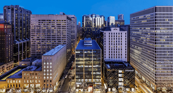 Crazy Deal Book Conrad Chicago Today Only From 11 Per Night