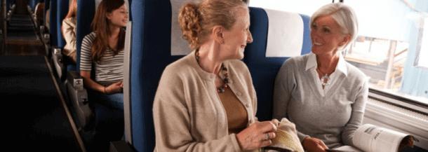 Points For Amtrak Travel