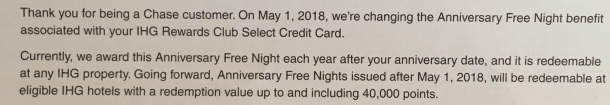 IHG Bulldozes Annual Free Night Earn Bonus Points For Staying At Marriott Starwood And More