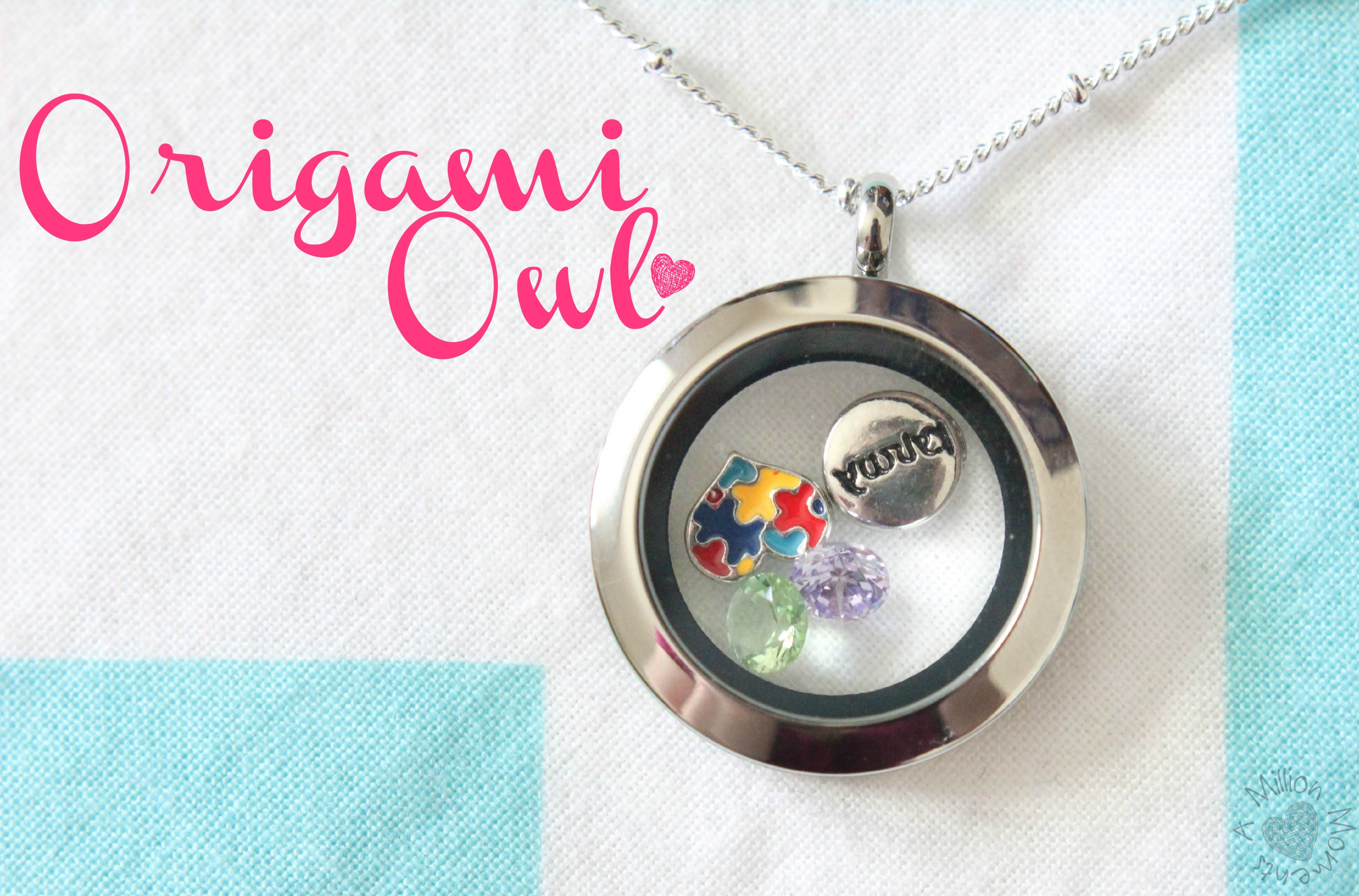 Origami Owl Giveaway! (Ends 4/5/13