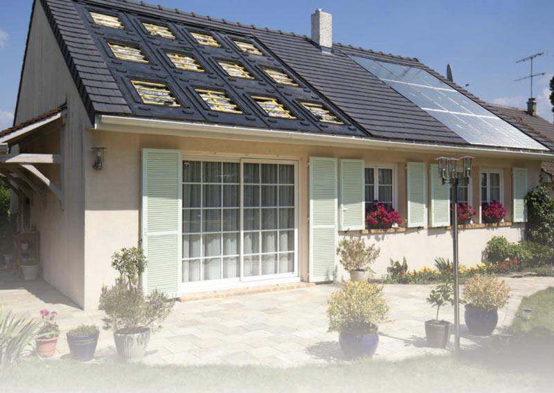 Fixation GSE Panneau solaire