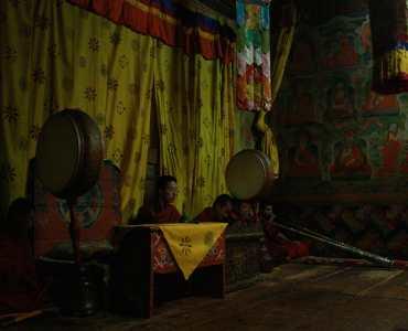 Bumthang Monastery, Bhutan